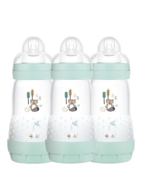 mam-mam-easy-start-260ml-baby-bottle-3-pack-blue