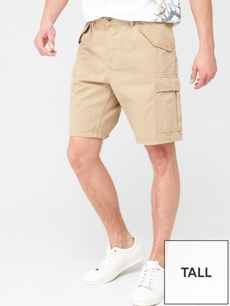 very-man-tall-cargo-short-stone