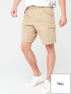 very-man-tall-cargo-short-stone