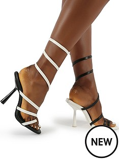 public-desire-loopy-heeled-sandal-mono