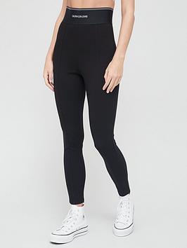 calvin-klein-jeans-milano-logo-elastic-legging-black