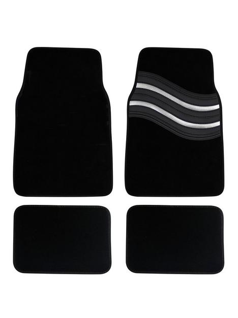 streetwize-accessories-streetwize-wave-carpet-car-mat-set-silver