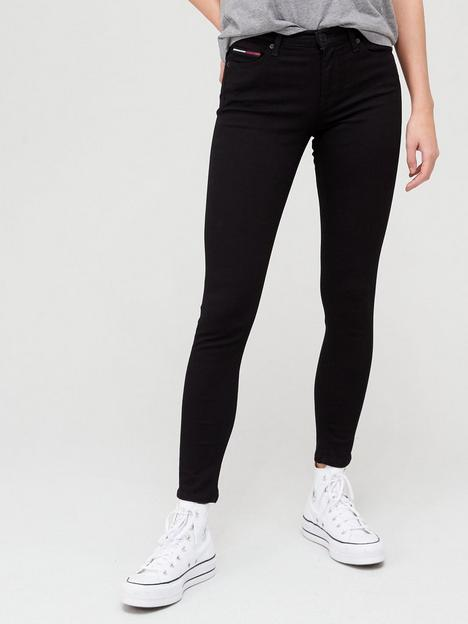 tommy-jeans-nora-mid-rise-skinny-jeans-blacknbsp