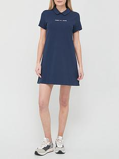 tommy-jeans-essential-polo-dress-navy