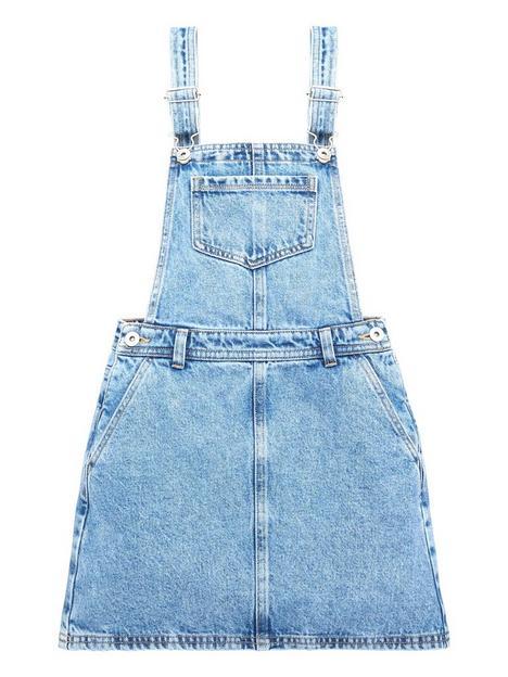 v-by-very-girls-denim-pinafore-dress-blue