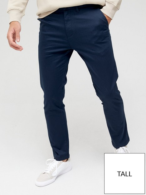 very-man-tall-elastic-waist-comfort-stretch-chino-navy