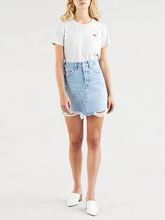 levis-high-rise-iconic-denim-skirt-blue