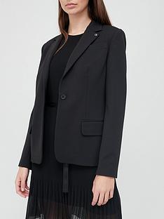 calvin-klein-smart-blazer-black