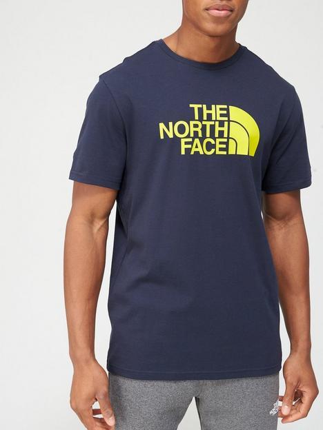 the-north-face-short-sleevenbspeasy-t-shirt-navy