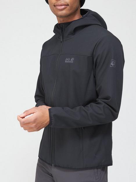 jack-wolfskin-northern-point-soft-shell-jacket-black
