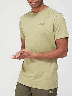 prod1090205197: Essential T-Shirt - Khaki