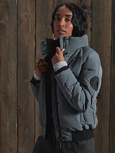 superdry-everest-non-hooded-bomber-jacket-dark-grey