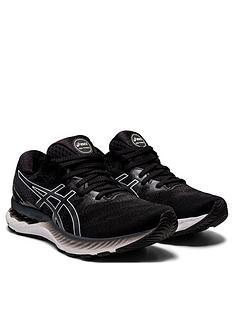asics-gel-nimbusnbsp23-trainers-blackwhite