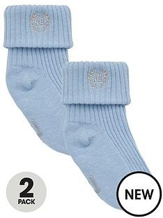 river-island-baby-corenbsp2-pack-sock-blue