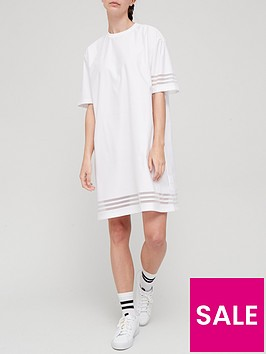 adidas-originals-bellista-t-shirt-dress-white