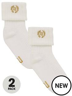 river-island-baby-corenbsp2-pack-sock-cream
