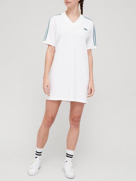 adidas-originals-3d-trefoil-t-shirtnbspdress-white