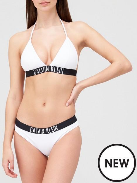 calvin-klein-ck-triangle-bikini-top-white
