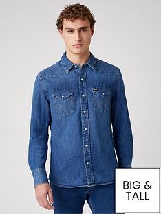 wrangler-plus-size-27mw-denim-shirt-1-year
