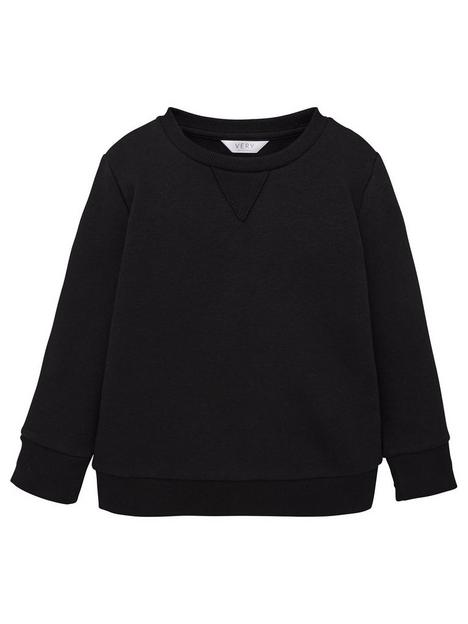 v-by-very-unisex-crew-neck-schoolnbspsweatshirt-black