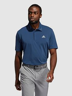 adidas-golf-ultimate-365-solid-polo-shirt-navy