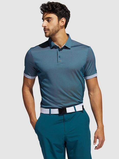 adidas-golf-equipment-two-tone-mesh-polo-shirt-blue
