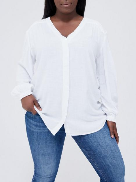 v-by-very-curve-casual-cotton-shirt-white