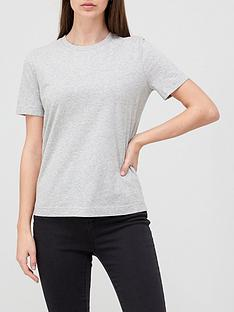prod1090384076: Relaxed Fit T-Shirt - Mid Grey Marl
