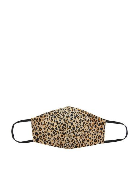 accessorize-cotton-face-cover-leopard-print