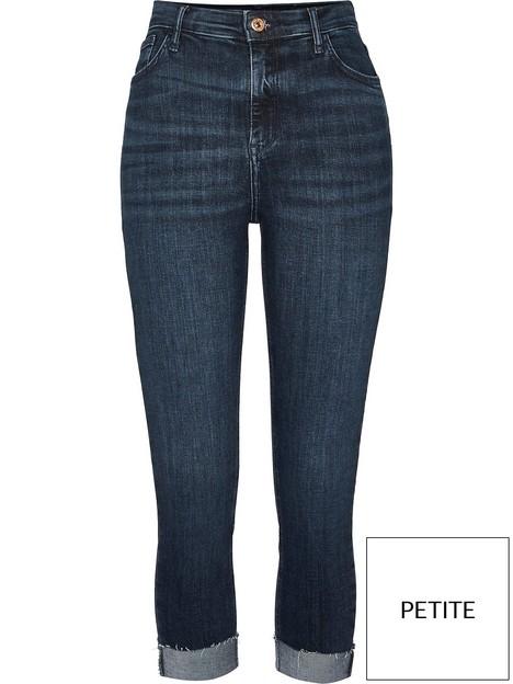 ri-petite-high-waist-turn-up-skinny-jean-dark-blue