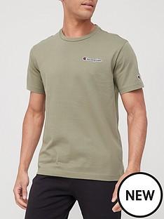champion-small-logo-t-shirt