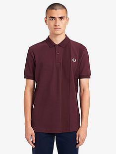fred-perry-tonal-stripe-polo-shirt-burgundy