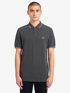 fred-perry-twin-tipped-fred-perry-polo-shirt-blue