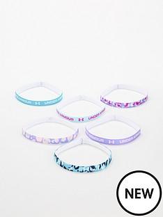 under-armour-girls-graphic-headbands-6-pack-multinbsp