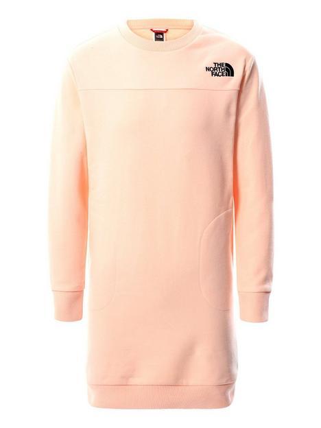 the-north-face-girls-drew-peak-dress-pink