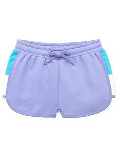 ellesse-younger-girls-biscutti-short-purple