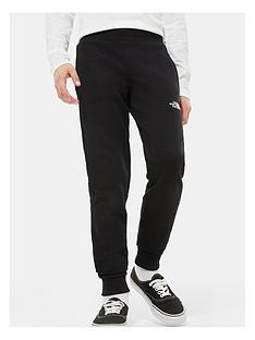 the-north-face-unisex-drew-peak-light-pant-black