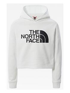 the-north-face-girls-drew-peak-crop-pullover-hoodie-white