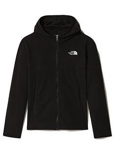 the-north-face-glacier-full-zip-hoodie-black