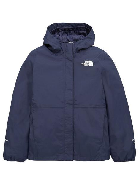 the-north-face-girls-resolve-reflective-jacket-navy
