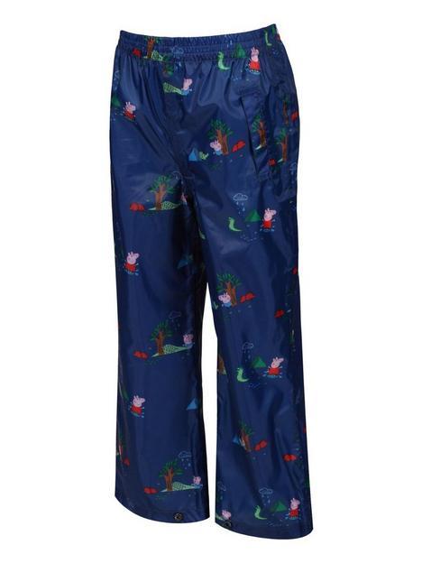 regatta-peppa-pack-it-overtrousers-blue