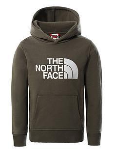 the-north-face-unisex-drew-peak-pullover-hoodie-green