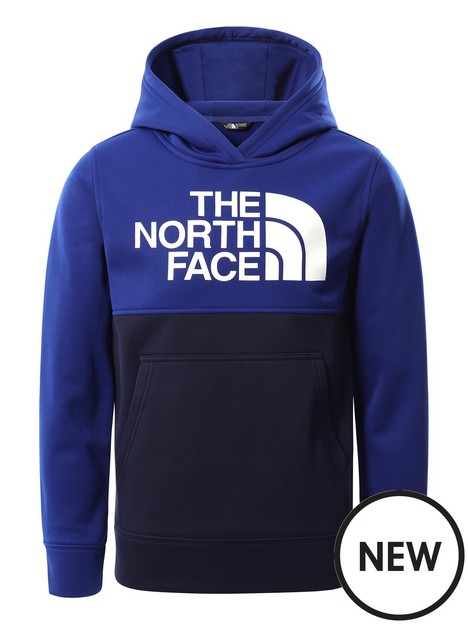 the-north-face-boys-surgent-pullover-hoodie-blue