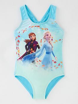speedo-younger-girls-disney-frozen-2-digital-placement-swimsuit-blue