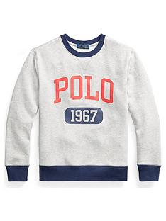 ralph-lauren-boys-polo-sweat-top-grey-marl