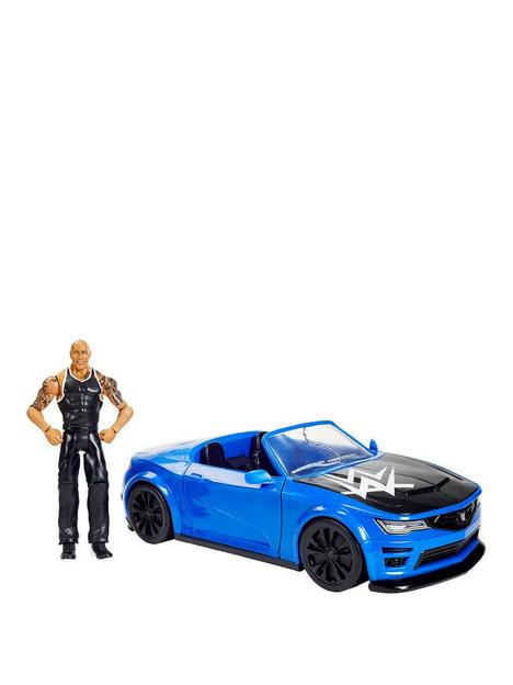 wwe-wrekkin-slam-mobile-vehicle-amp-the-rock-action-figure