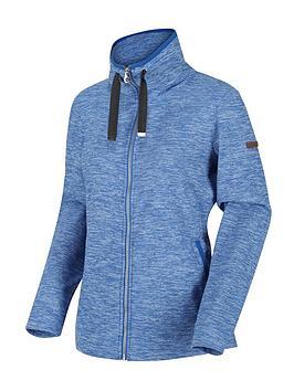regatta-evanna-full-zipnbspmarl-hoodie-blue