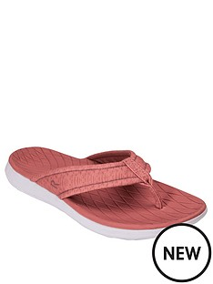 regatta-belle-toe-post-sandals-pink