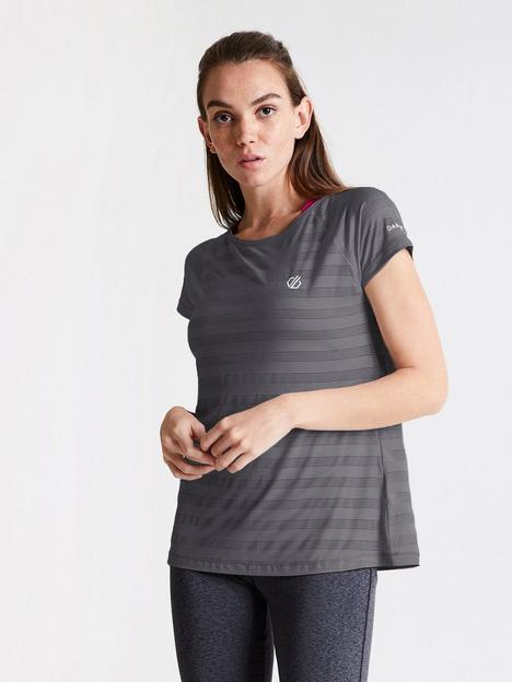 dare-2b-laura-whitmore-defy-t-shirt-dark-grey