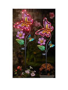smart-solar-2-pack-flutterbella-garden-stake-lights